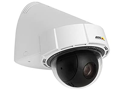 Axis Communications 0589-001 Pan-Tilt-Zoom IP Network Dome Camera