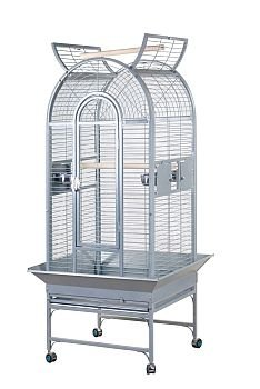 Parrot Cage (Rainforest Cages) Fabulous Ecquador Antique Finish