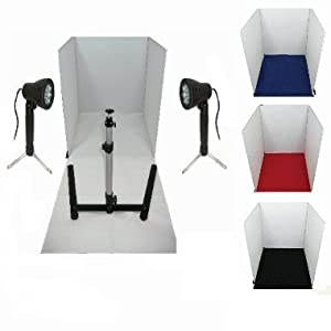 Ex-Pro Product Photo Soft Box Cube studio set - 15