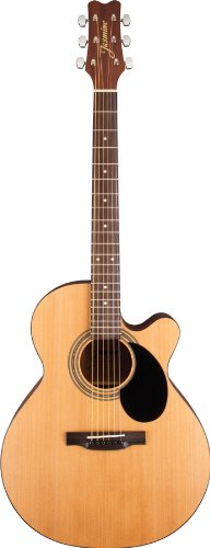 Jasmine S34C NEX & Jasmine S35 - Cheap Acoustic Guitar But Not Cheap Sounds