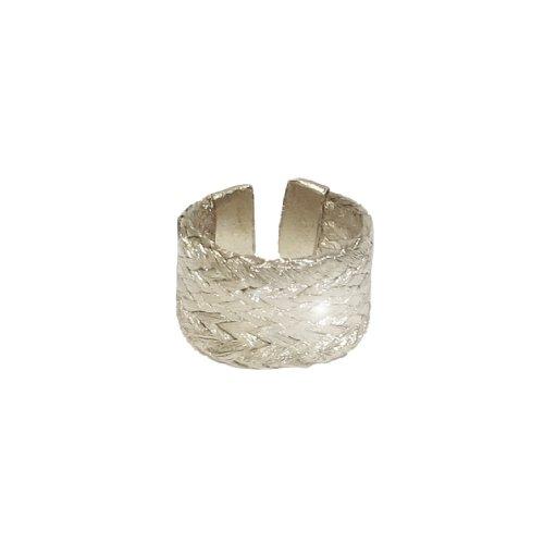 Silver Grecian Ring