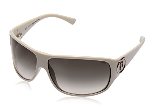 Police Police Rectangular Sunglasses (Cream) (S1631|U29|Free Size) (Yellow)