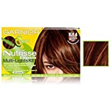 Garnier Multi Lights Kit Multi Lights Kit 4 Kit 4 - For Brown Hair kit