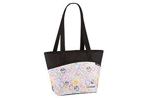 Thermos 142743 Lunchkit Shopping Bag Noir Smiley