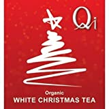 THREE PACKS of Qi Org White Christmas Tea 20 Bag