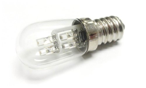 G7 Power G7S68WW 0.36-Watt LED Multipurpose Night Light bulb with 5-Watt Replacement and E12 Candelabra Base, Warm White