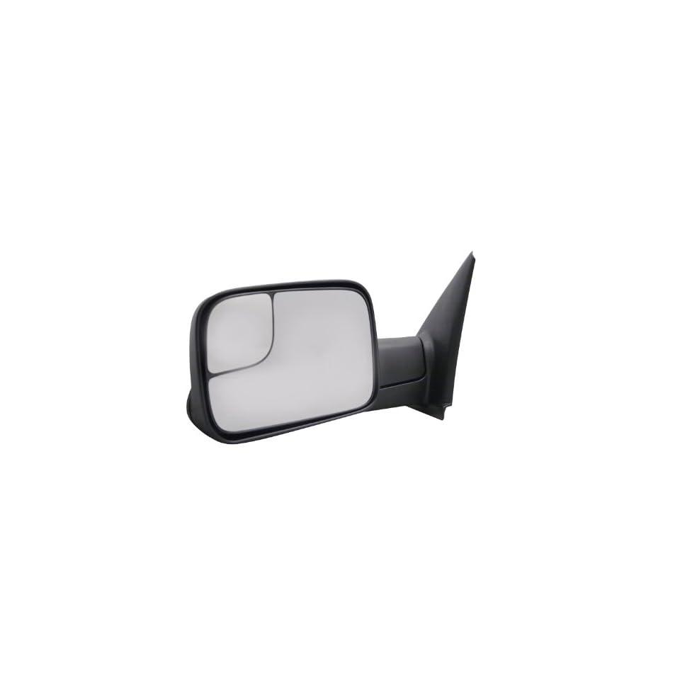 Pilot DG9309410 2L00 Dodge Ram Pickup Black Manual Replacement Driver Side Mirror