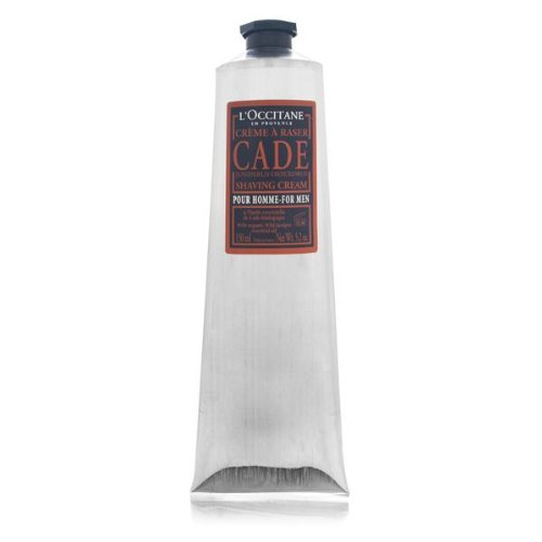 L&#39;Occitane Cade Shaving Cream, 5.2 Ounce