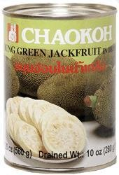 Chaokoh Young Green Jackfruit in Syrup 20oz
