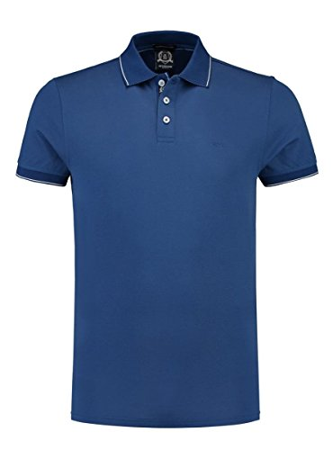 Polo McGregor Jens Solid Blu Navy XXL Blue