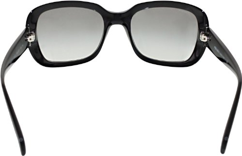 prada Prada 17PS 1AB3M1 Black 17PS Swing Square Sunglasses Lens Category 2