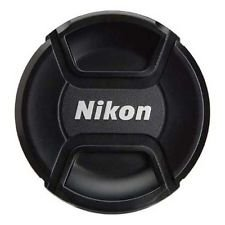 Universal Replacement 72mm Center Pinch Type Lens Cap for Nikon AF-S DX NIKKOR 18 - 200 mm f/3.5-5.6G ED VR II Lens