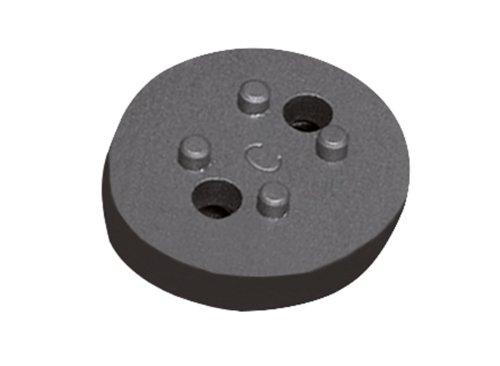 KS Tools 150.2048 - Adattatore C per utensile per la lavorazione dei pistoncini dei freni, ø 38 mm