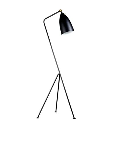 Control Brand Grasshopper Floor Lamp, Black