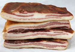 La Quercia Tamworth Country Cured Bacon - 3.5 lb