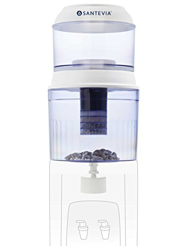 Santevia Water Filtration System - Dispenser Model, 1 Unit (Powered Water Dispenser compare prices)