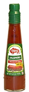 Bufalo Jalapeno Mexican Very Hot Sauce - 55 Oz by Bufalo