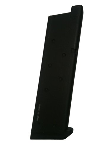 KWA Spare Airsoft Magazine: M1911A1 GBB NS2, 21 rounds (1911 Gas Magazine compare prices)