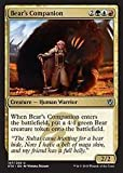 Magic: the Gathering - x4 Bear's Companion (167/269) - Khans of Tarkir by Magic: the Gathering