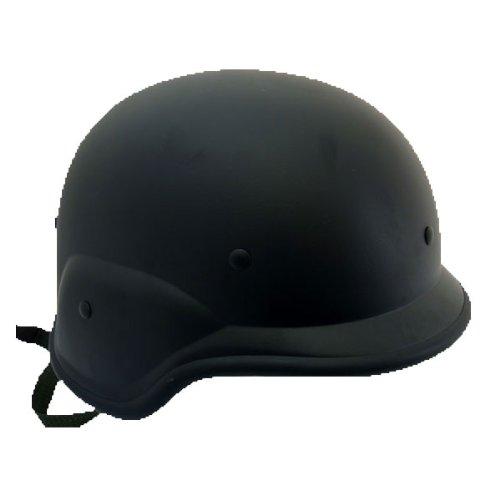 【ノーブランド品】 SWAT仕様 M88 フリッツヘルメット 黒
