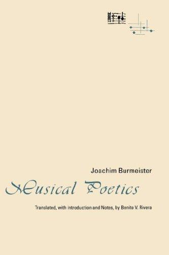 Musical Poetics (Yale Music Theory Translation Series)