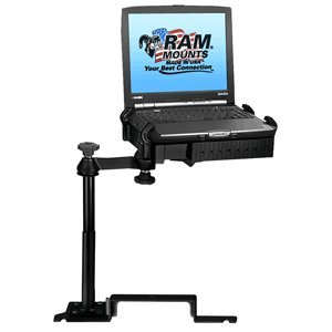 RAM Mount No-Drill Laptop Mount f/Ford Explorer , Ford Polic