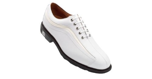564daeb3276d1f Footwear Golf  FootJoy Closeout FJ Icon Golf Shoes 52315 White Medium 10
