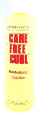 Care Free Curl Neutralizing Solution With Conditioner 16 oz. (Case of 6)
