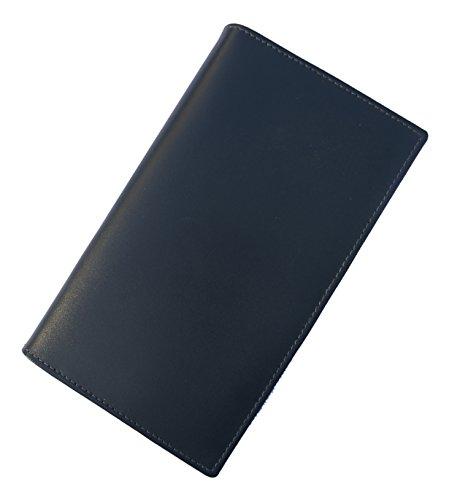 2016 Deluxe NewCalf a portafoglio, colore: blu Navy e 2016 per agenda