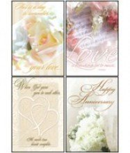 Scripture Greeting Cards-KJV-Boxed-Anniversary -