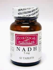 Ecological Formulas NADH 5 mg 60 tabs - 1