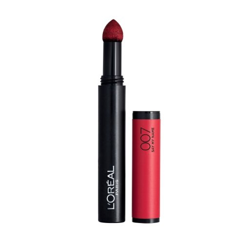 L'Oréal Make Up Designer Paris Infallible Mat Max Rossetto in Polvere, 007 Say My Name
