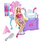 Barbie Hairtastic Color & Wash Salon