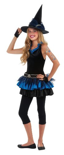 Rubie's Drama Queens, Tween Mystical Witch Costume