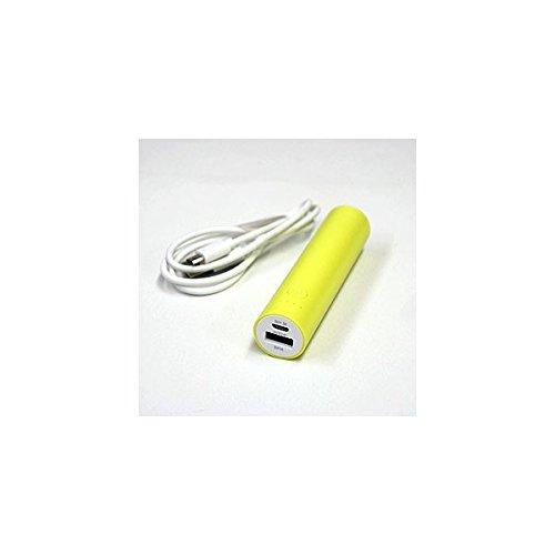 cheero Power Plus 3 stick 3350mAh Auto-IC機能搭載 モバイルバッテリー ライムグリーンCHE-063