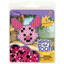 Perler Disney Fuse Bead Activity Kit, Piglet