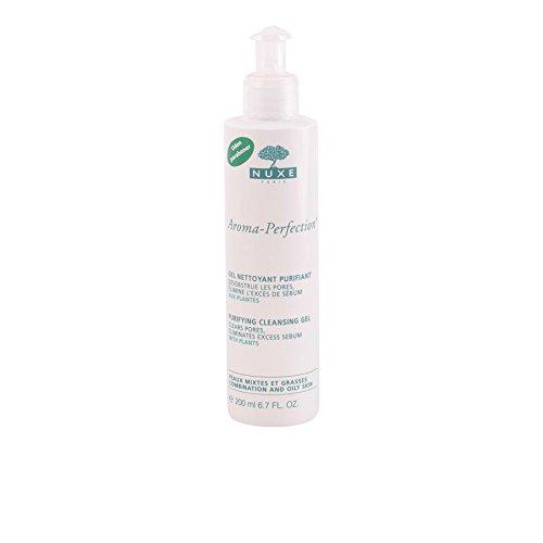 Nuxe Aroma-perfection gel detergente purificante per pelli miste e grasse 200ml
