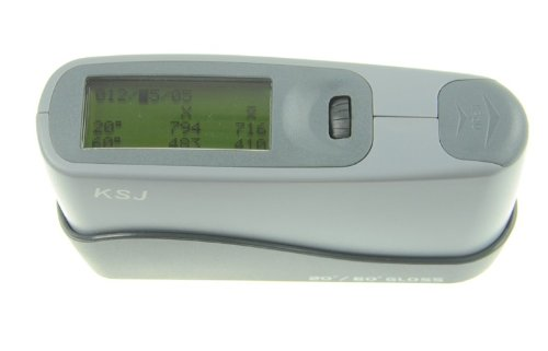 MG26-F2 Glossmeter Gloss Meter 20, 60 deg. Memory Software