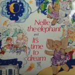 "NELLIE THE ELEPHANT/ITS TIME TO DREAM VINYL 7"" SINGLE P/S MANDY MILLER"