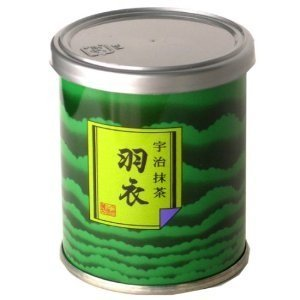 Japanese Small Tin Green Tea Powder - 1.40 Oz.