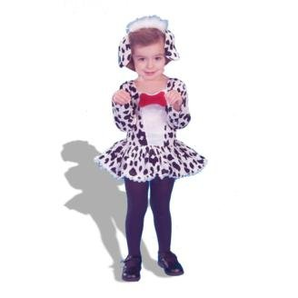 Dalmation Toddler Costume (As Shown;2T-4T)