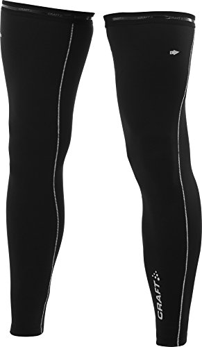 Craft Men's Bike Leg Winter Warmers, Black, Large (Men Leg Warmers Cycling compare prices)