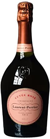 Laurent Perrier Brut Rose (1 x 0.75 l)
