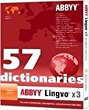 ABBYY Lingvo x3 - Traductor (350 MB, 512 MB, Intel Pentium/Celeron/Xeon, AMD K6/Athlon/Duron 1GHz)