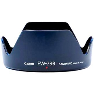 Canon EW-73B Lens Hood For 17-85mm f/4-5.6 IS EF-S and 18-135mm f/3.5-5.6 IS Lenses