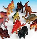 31O 54qeP3L. SL160  Dozen Jumbo Dinosaurs up to 6 inches long