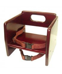 Wood Booster Seat front-1022080