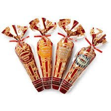 Popcornopolis 12-cone Snack Pack Gourmet Popcorn - Assorted Flavors