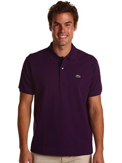 Lacoste Men's Short Sleeve Classic Pique Polo; L.12.12- Archbishop (Large)