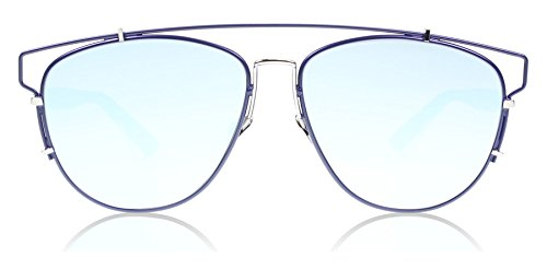 Dior-PQU-Blue-Black-Technologic-Aviator-Sunglasses-Lens-Category-3